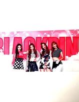BLACKPINK  Banderoll