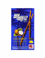 Lotte Pepero  Coconut Chocolate