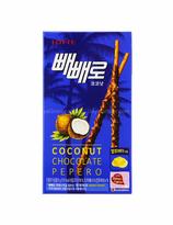 Lotte Pepero Coconut Chocolate