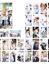 BTS 2019 Summer  Lomo card