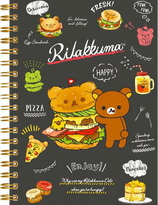Rilakkuma Deli Theme notebook