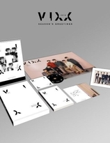 VIXX 2018 SEASON'S SEASON GREETINGS CALENDAR + DVD + POSTER + POSTCARD SET