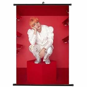BTS  Love Yourself: ANSWER  Wallroll Poster /  JIN - small
