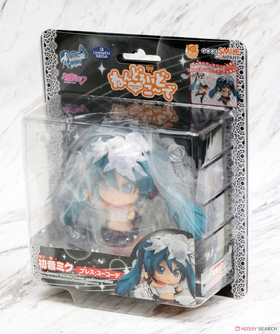 GOOD  SMILE   COMPANY Nendoroid Petit is where-in the SEGA feat. HATSUNE MIKU Project hatsune miku breath PVC figure