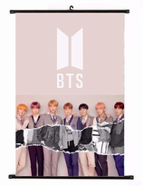 BTS  Love Yourself: ANSWER  Wallroll Poster / small