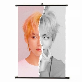 BTS  Love Yourself: ANSWER  Wallroll Poster /  V - small