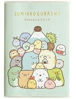 2019  Sumikko Gurashi Monthly schedule book