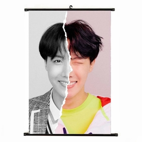 BTS  Love Yourself: ANSWER  Wallroll Poster /  J-HOPE - small