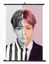 BTS  Love Yourself: ANSWER  Wallroll Poster /  JUNGKOOK - small