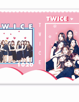 TWICE   picture card holder