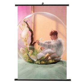 BTS  Love Yourself: ANSWER  Wallroll Poster  /  JIMIN- small