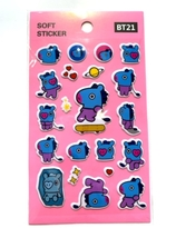 BT21    STICKER - MANG