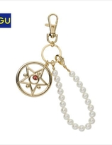 Sailor Moon 25 the Anniversity x GU Bag Key charm