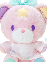 Little Twin Stars Starry Sky Jewelry Box Serie - Poff Bear Plush