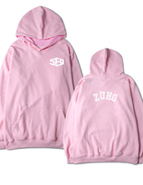 SF9  Hoody  with ZU  HO    at the back - XL